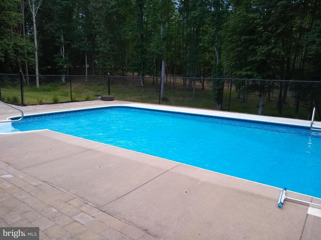 Pool is open!!! - 22191 BERRY RUN RD, ORANGE