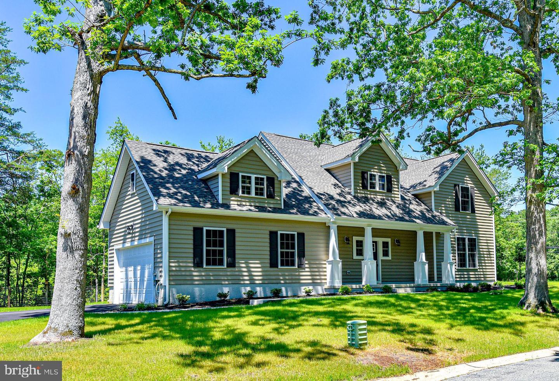 Single Family Homes 为 销售 在 Shamong, 新泽西州 08088 美国