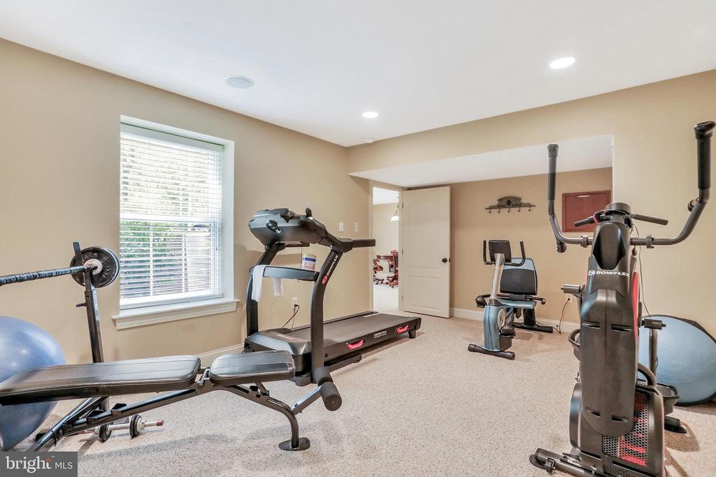 Exercise Room  off of game room - 92 EARLE RD, CHARLES TOWN