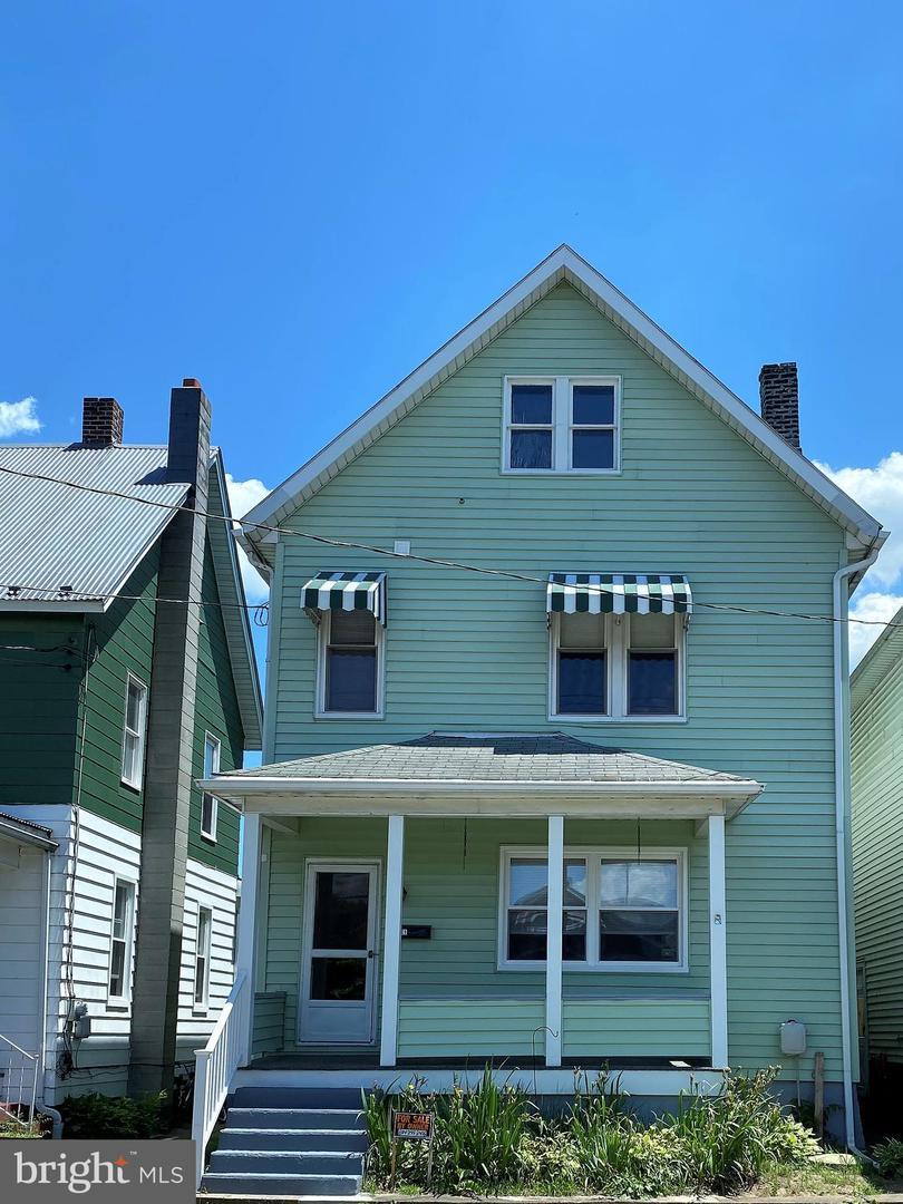 Single Family Homes για την Πώληση στο Confluence, Πενσιλβανια 15424 Ηνωμένες Πολιτείες