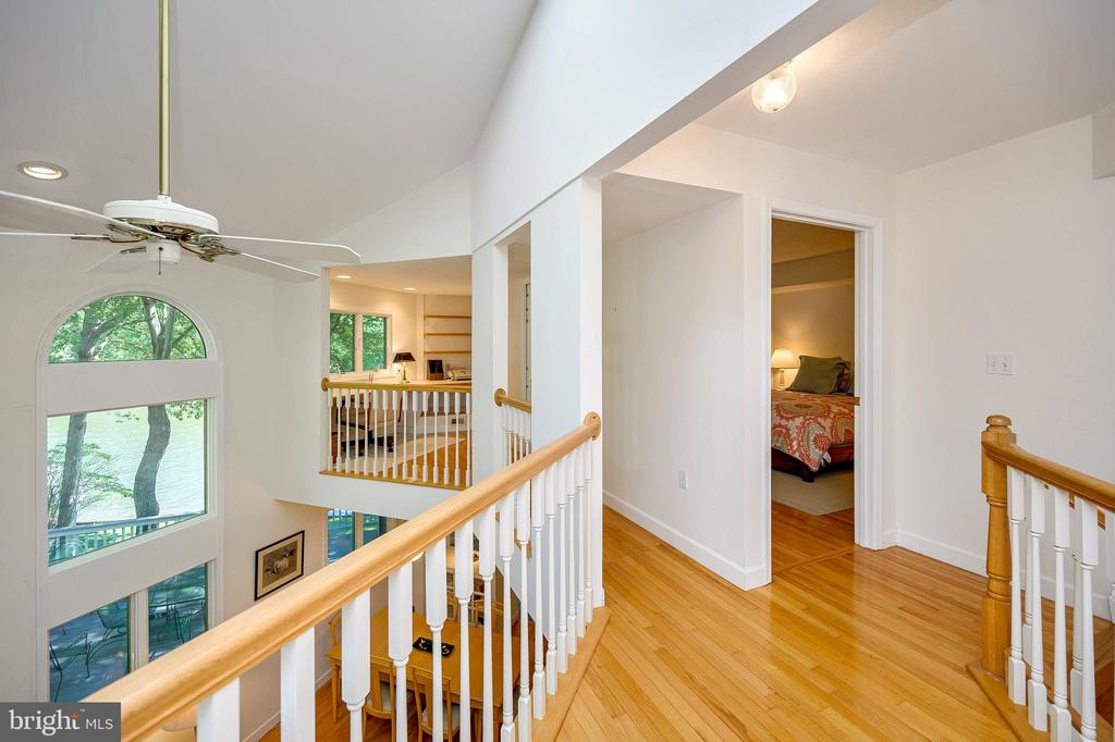 Loft towards Master & office nook - 124 BIRCHSIDE CIR, LOCUST GROVE
