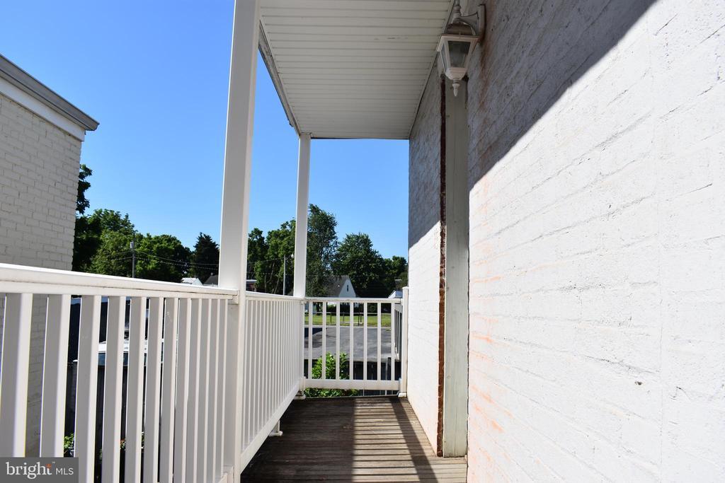 Balcony View - 442 W SOUTH ST, FREDERICK
