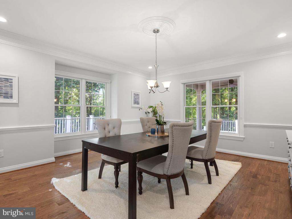 Dining Room - 13716 SAFE HARBOR CT, ROCKVILLE