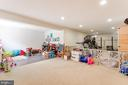 Lots of room to play and entertain! - 55 POTTERFIELD DR, LOVETTSVILLE