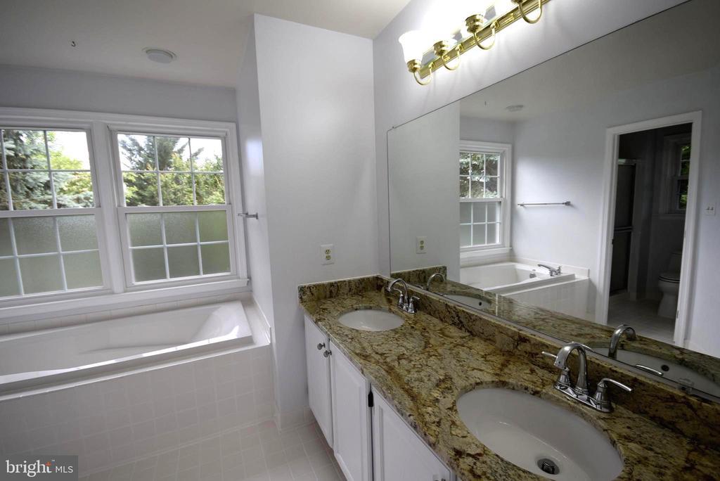 Master Bathroom - 206 PRIMROSE CT SW, LEESBURG