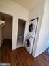 FULL SIZE WASHER AND DRYER - 301 S REYNOLDS ST #601, ALEXANDRIA