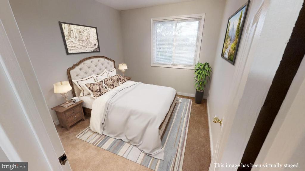 Bedroom 2 - 2310 14TH ST NE, WASHINGTON