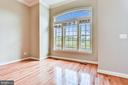 Open Floor Plan with Wall of Windows - 1216 GAITHER RD, ROCKVILLE