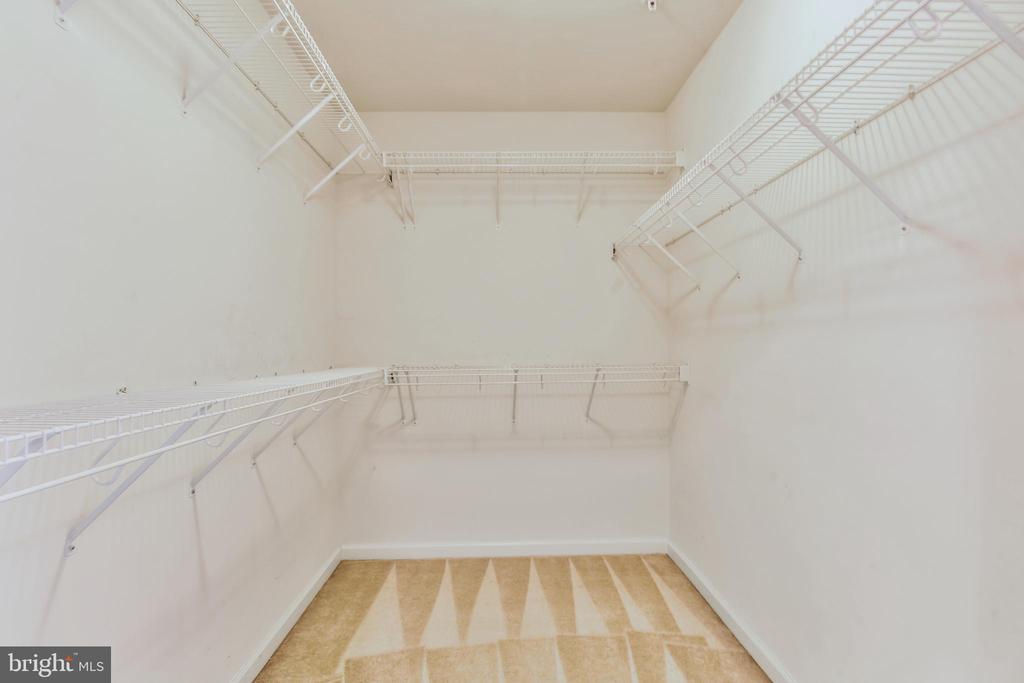 Walk In Master Bedroom Closet - 1216 GAITHER RD, ROCKVILLE