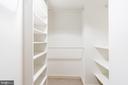Master closet - 1150 K ST NW #411, WASHINGTON