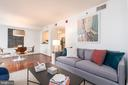 Large, open floorplan - 1150 K ST NW #411, WASHINGTON