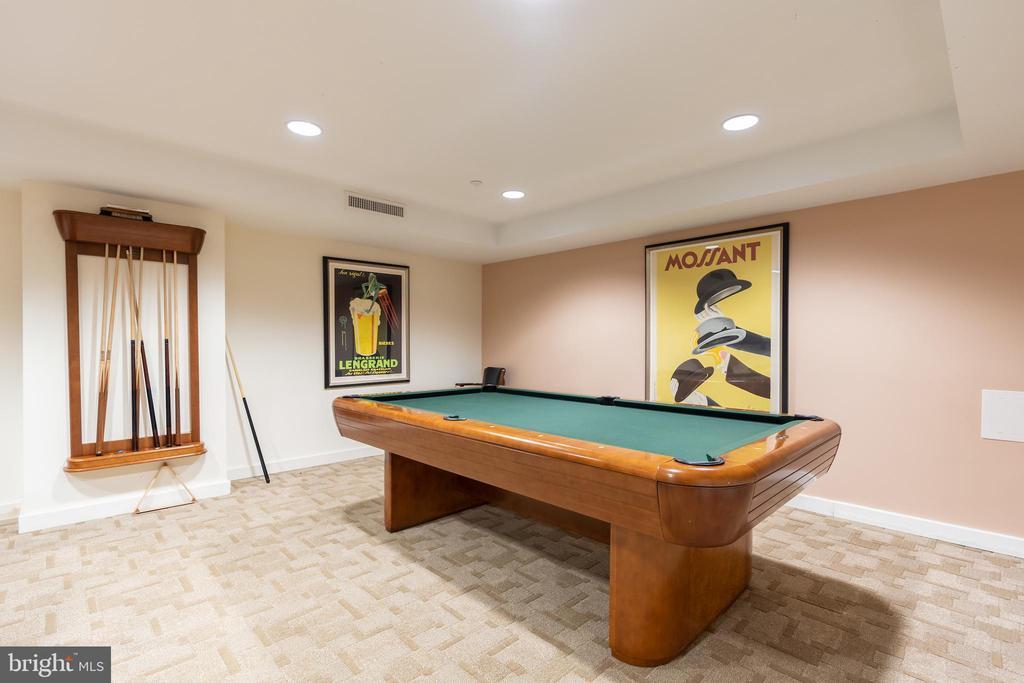 Game room - 1150 K ST NW #411, WASHINGTON