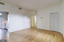 Livnig area with hardwood floors - 2153 CALIFORNIA ST NW #306, WASHINGTON
