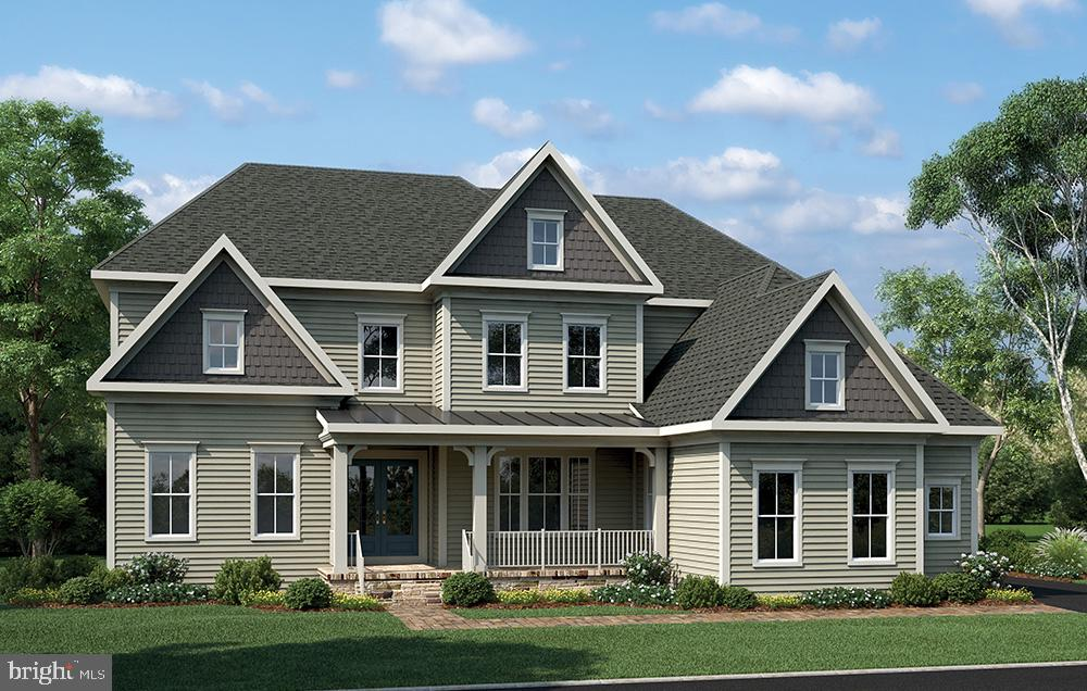 Single Family Homes pour l Vente à Ashburn, Virginia 20148 États-Unis