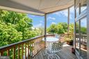Relax on your deck while enjoying the views! - 7024 CHANNEL VILLAGE CT #201, ANNAPOLIS