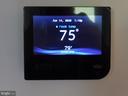 Modern thermostat - 5825 BROOKVIEW DR, ALEXANDRIA