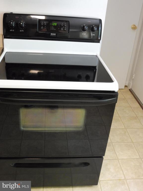Electric stove - 5825 BROOKVIEW DR, ALEXANDRIA