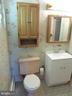 Master bath - 5825 BROOKVIEW DR, ALEXANDRIA