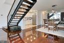LARGE Dining Area + Marble-Floored, Open Kitchen - 1200 N NASH ST #1148, ARLINGTON