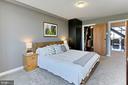 LARGE Bedroom w/Customized Walk-In Closet - 1200 N NASH ST #1148, ARLINGTON