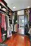 Customized Walk-In Closet w/Motion Sensor Lighting - 1200 N NASH ST #1148, ARLINGTON