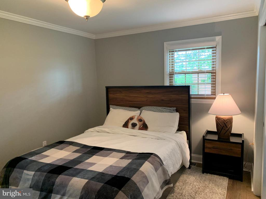 Master bedroom - 11504 HESSONG BRIDGE RD, THURMONT
