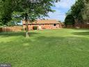 Huge fenced in yard for the kids and the dogs - 11504 HESSONG BRIDGE RD, THURMONT