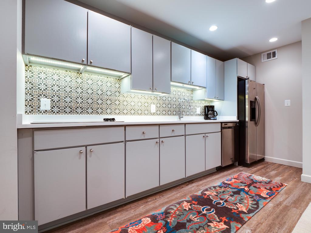 In-law Suite Kitchen - 712 E CAPITOL ST NE, WASHINGTON