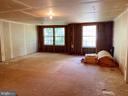 Unfinished Upper Master Bedroom - 13507 DEMETRIAS WAY, GERMANTOWN
