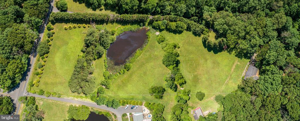 overview of property - 2718 FOX MILL RD, OAK HILL