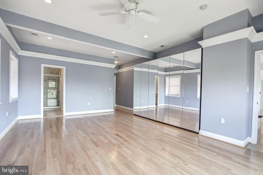 Master Bedroom - 5511 COLORADO AVE NW #501, WASHINGTON