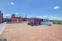 Private Rooftop Deck with 360 degree Views of DC - 5511 COLORADO AVE NW #501, WASHINGTON