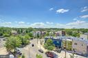 Rooftop Views of Local Cafe and Businesses - 5511 COLORADO AVE NW #501, WASHINGTON