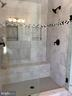 Walk in Shower with Bench (previous model pic) - 3007 WEBER PL, OAKTON