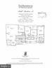 Floor Plan - 1111 23RD ST NW #6A, WASHINGTON