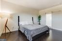 Upper 3rd Level ~ Master Suite - 23109 COTTONWILLOW SQ, BRAMBLETON