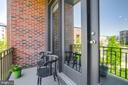 Gorgeous Balcony around this home - 23109 COTTONWILLOW SQ, BRAMBLETON