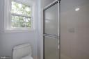 Master Bathroom, Separate shower - 206 PRIMROSE CT SW, LEESBURG