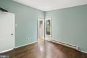 Master bedroom - 535 MT PLEASANT DR, LOCUST GROVE