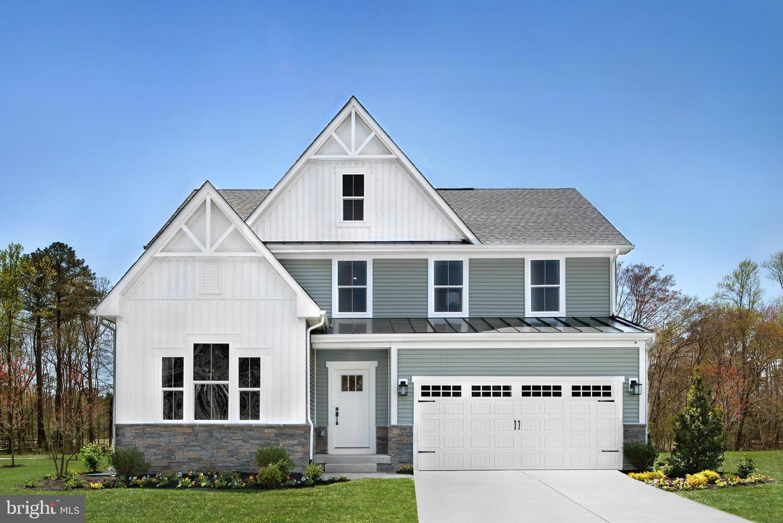 Single Family Homes para Venda às Frankford, Delaware 19945 Estados Unidos