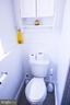 Bathroom - 115 2ND ST NE #16, WASHINGTON