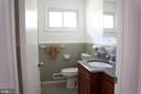 Full bathroom on main level - 12501 CONNECTICUT AVE, SILVER SPRING