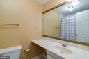 Basement 3rd Full Bath - 15415 BEACHWATER CT, DUMFRIES