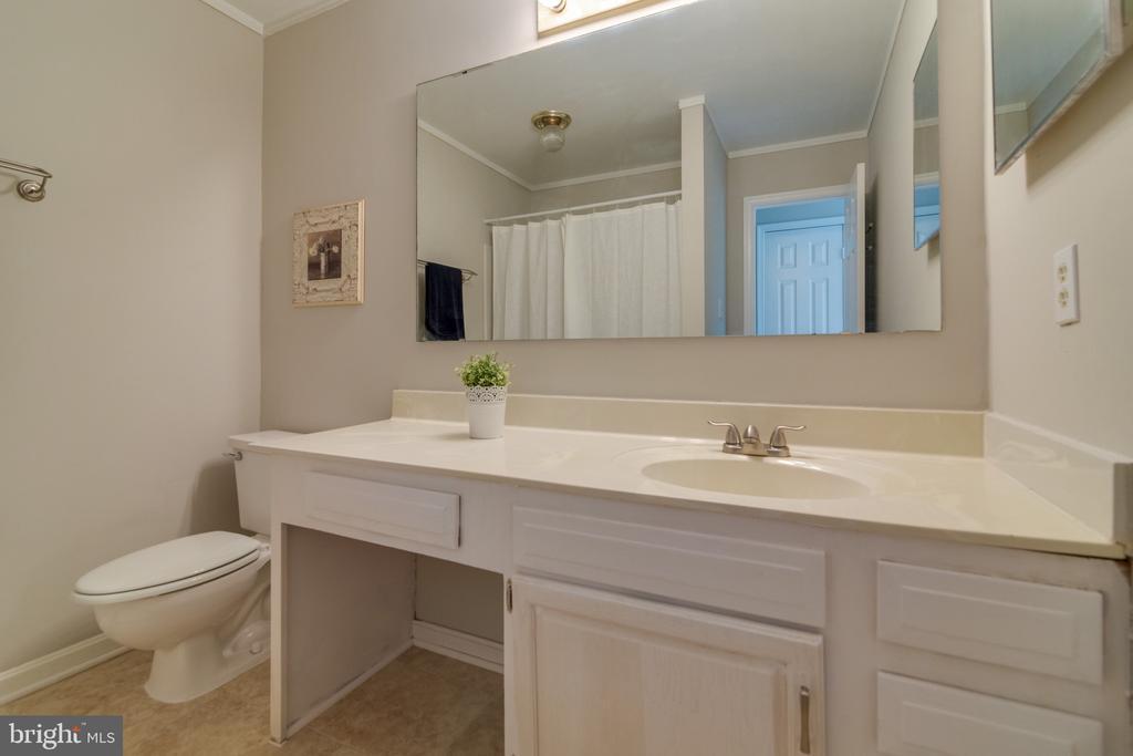 Master Bath - 15415 BEACHWATER CT, DUMFRIES