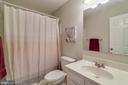 2nd Full Bath - 15415 BEACHWATER CT, DUMFRIES