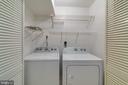 Laundry - 15415 BEACHWATER CT, DUMFRIES
