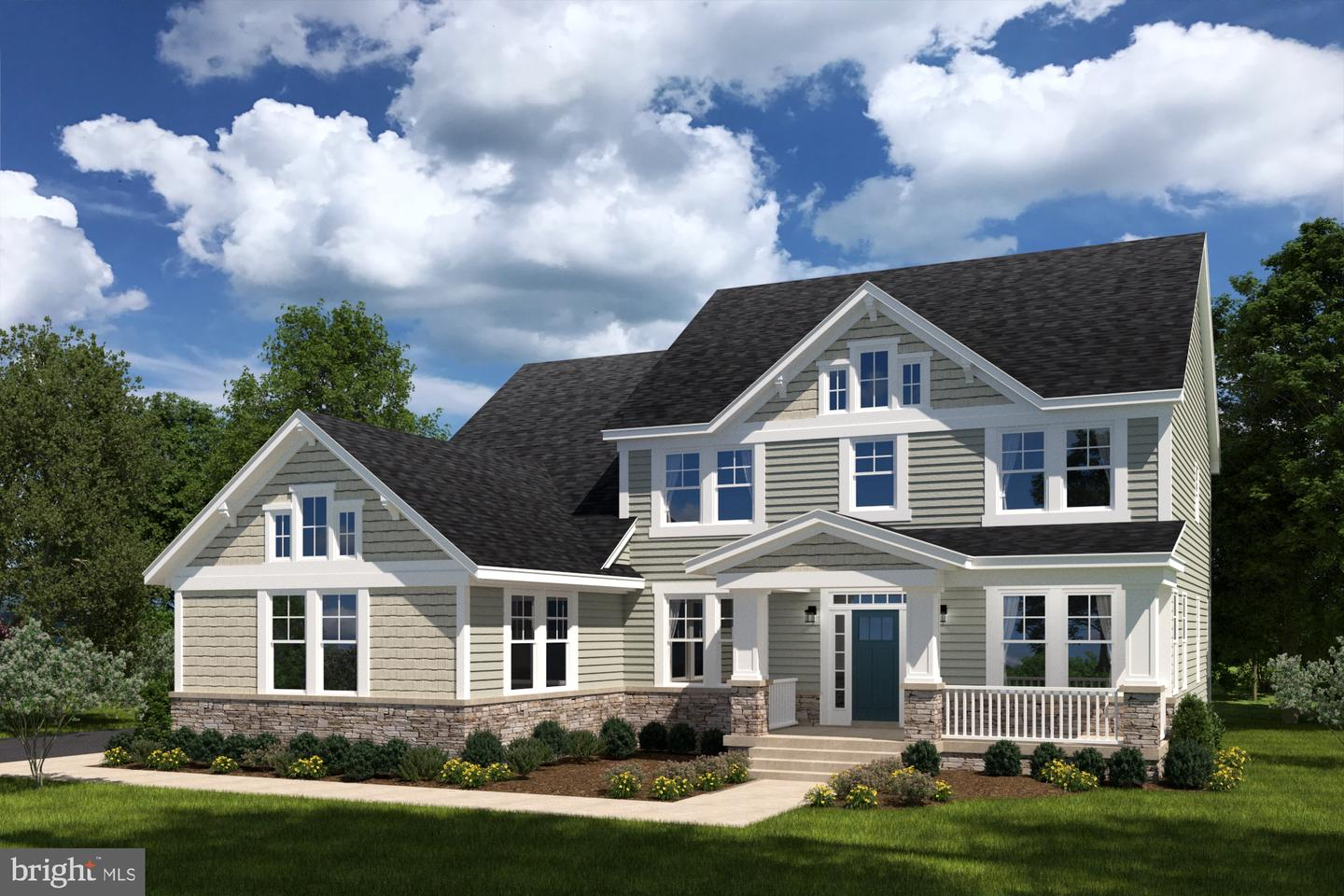 Single Family Homes por un Venta en Gambrills, Maryland 21054 Estados Unidos