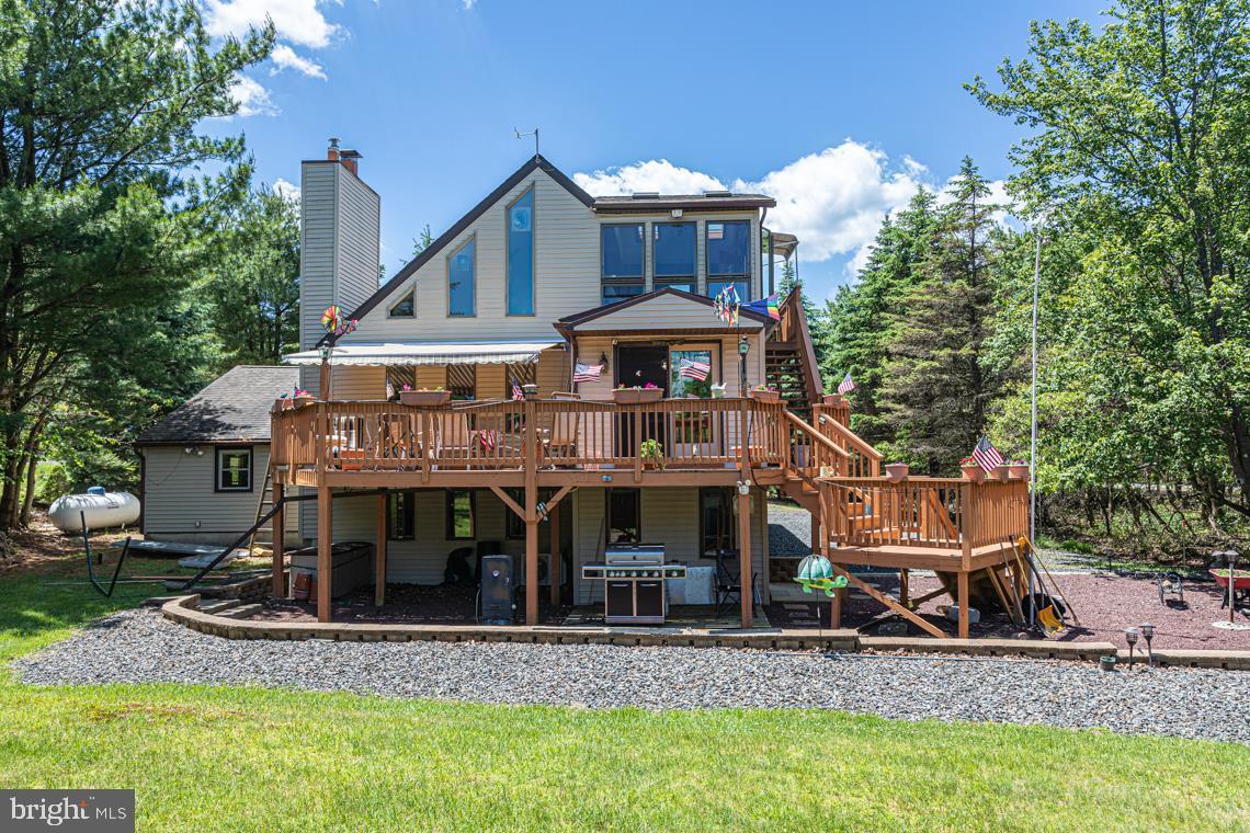 Single Family Homes için Satış at Albrightsville, Pennsylvania 18210 Amerika Birleşik Devletleri