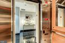 Private Elevator directly to condo - 1881 N NASH ST #1803, ARLINGTON