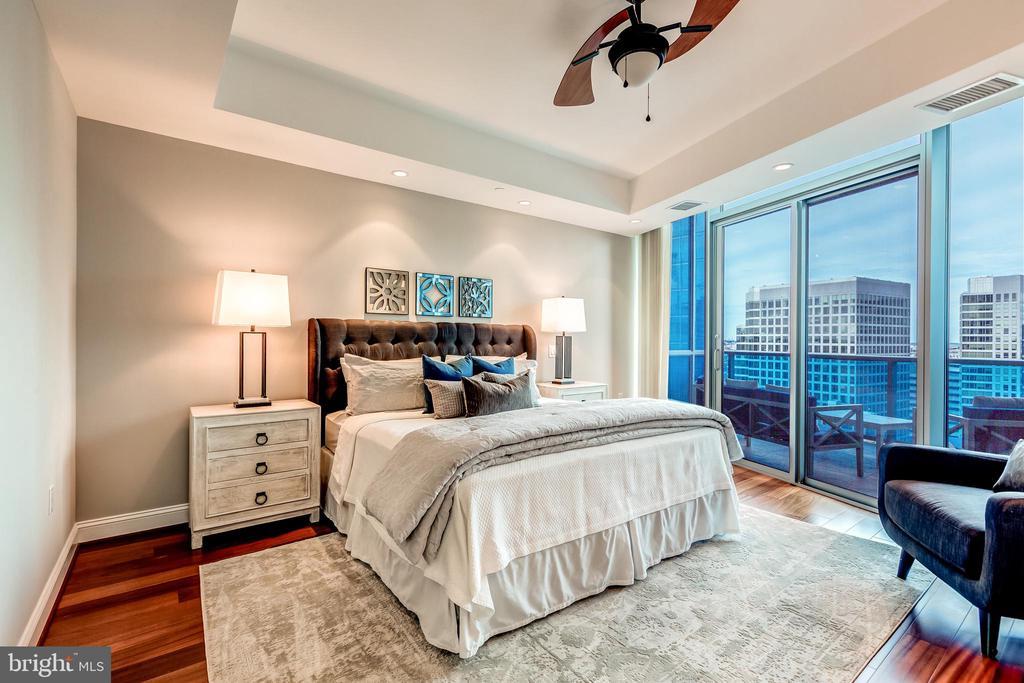 Master Bedroom - 1881 N NASH ST #1803, ARLINGTON